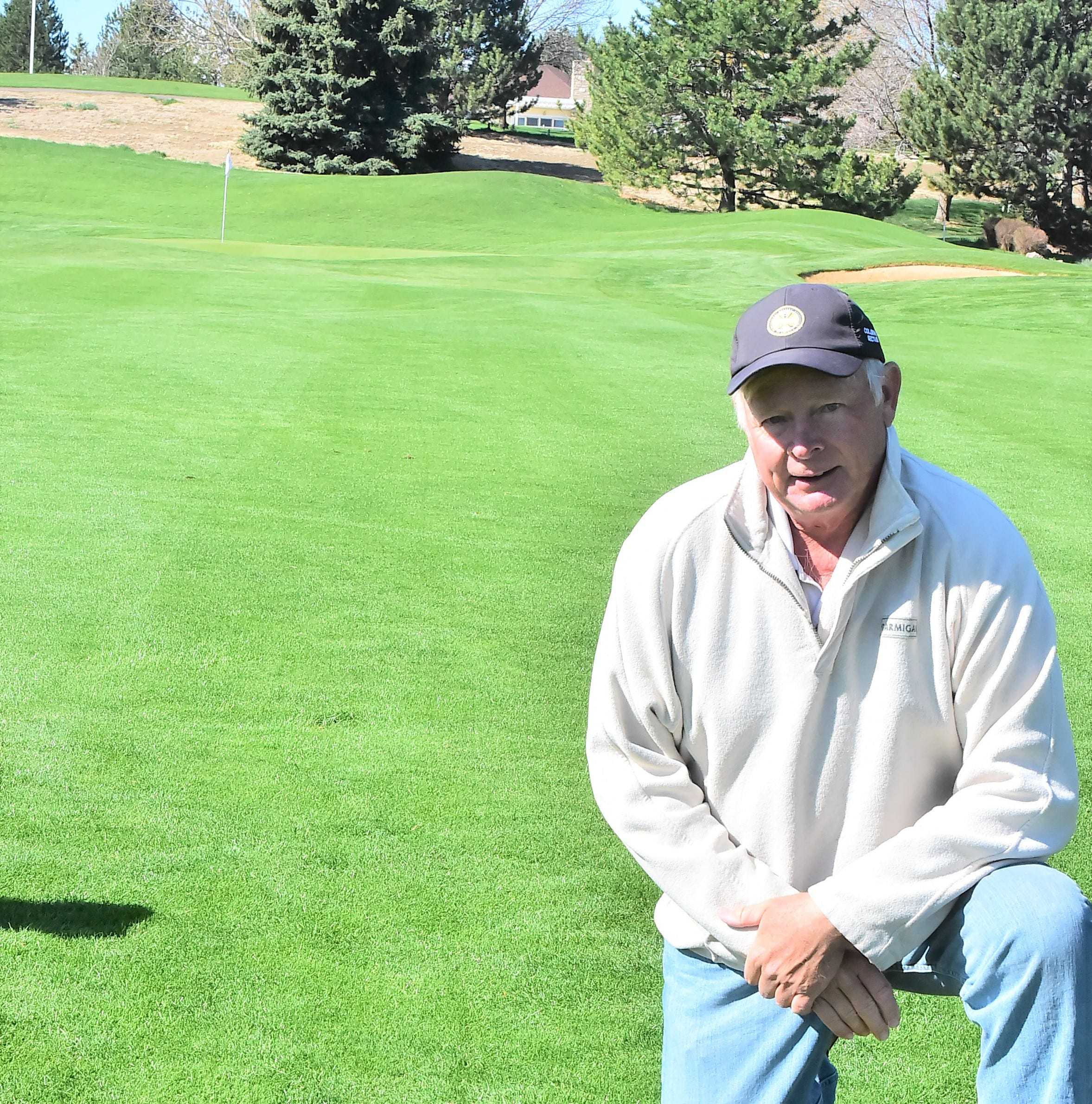 Former Ptarmigan golf pro Jim Eyberg completes rare feat with an eagle on every hole