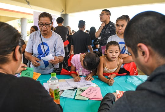 Sanctuary Incorporated of Guam hosted it's annual Youthfest outreach event at the PacFest Pavillions in Hagåtña on Saturday, April 27, 2019.