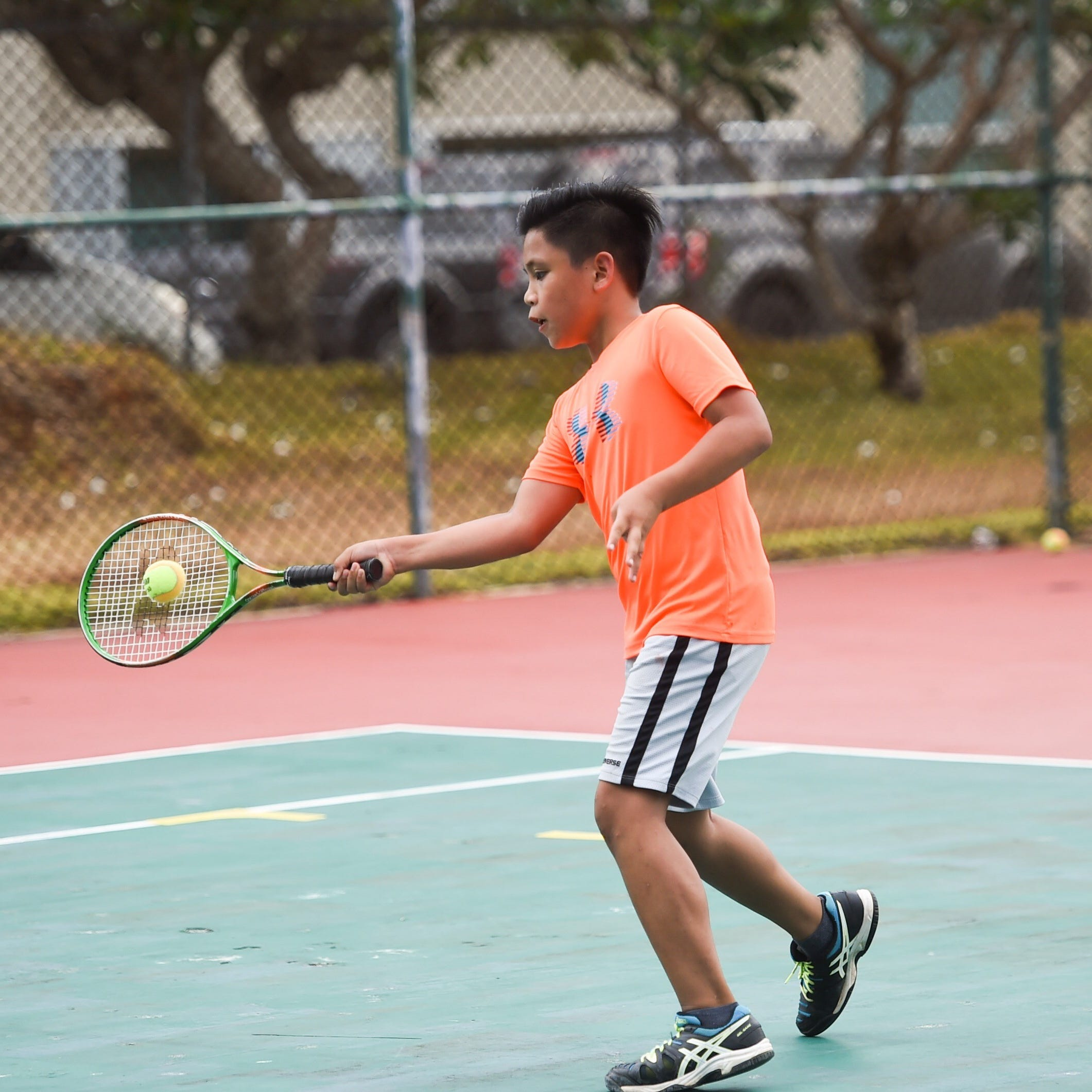 Sports Shorts: Tennis Academy of Guam hosts Summer camp; free tennis clinic June 15
