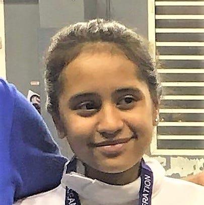 Anica Camacho nabs second fencing bronze