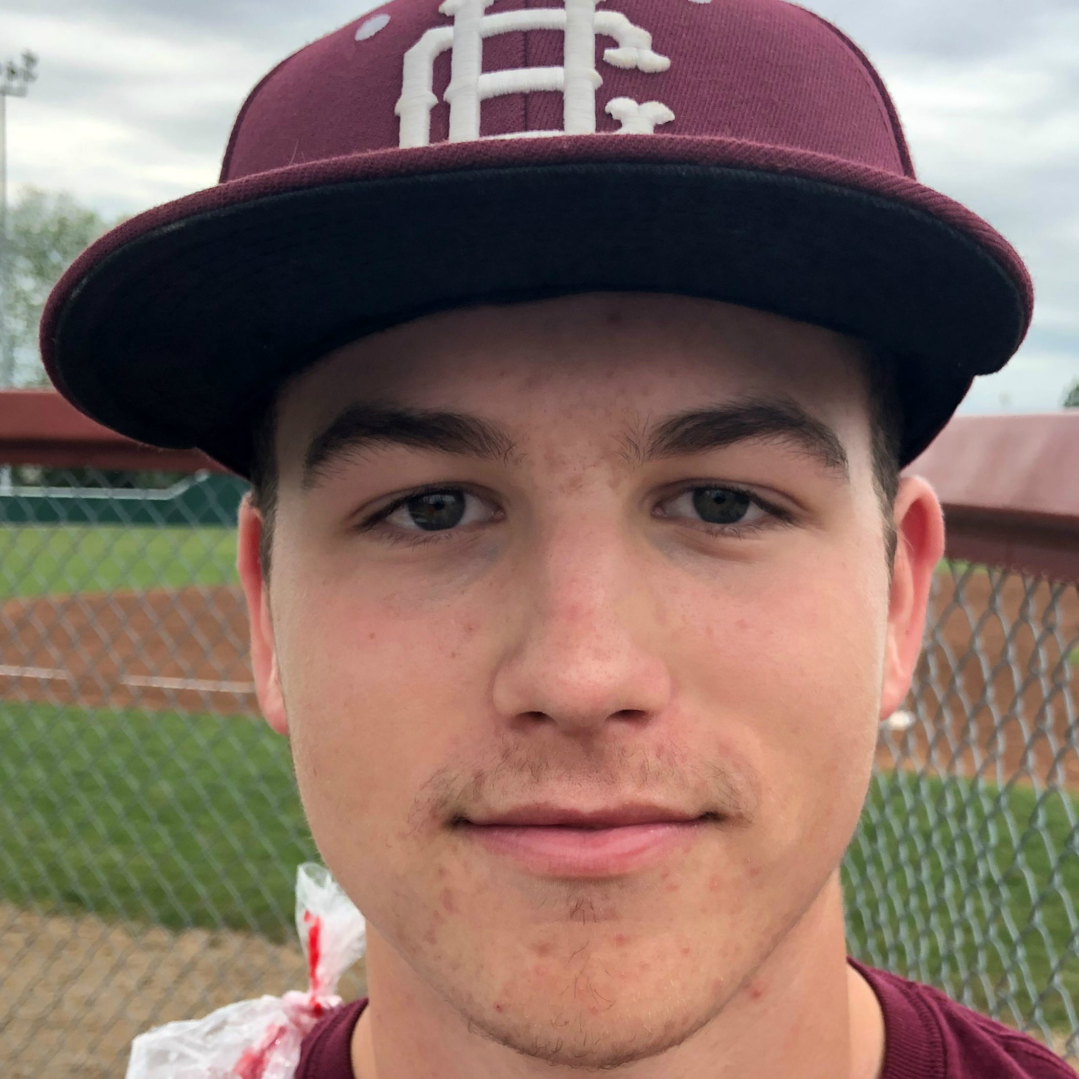 Ethan Cartwright does it all in Henderson County's wild 13-12 win over Caldwell County