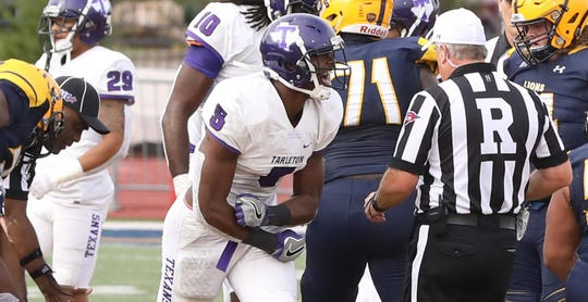 The Colts selected Tarleton State linebacker E.J. Speed in the fifth round of the NFL Draft on Saturday