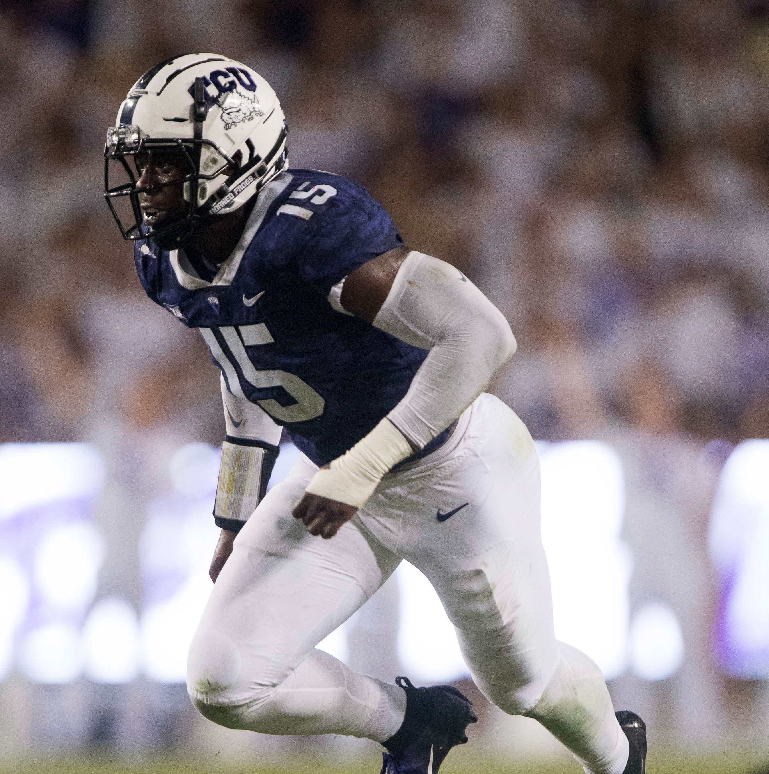Colts draft TCU pass rusher Ben Banogu at No. 49 to fill new roll on defense