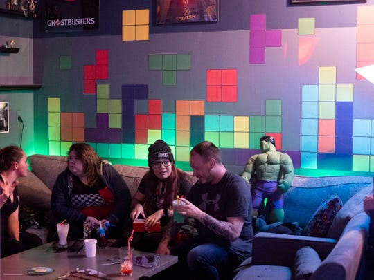 Token Game Tavern hosts an Avengers themed evening on Friday, April 26, 2019.