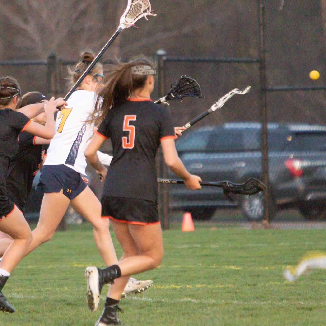 Prep roundup: Unbeaten Hartland girls rally for OT lacrosse win over Brighton