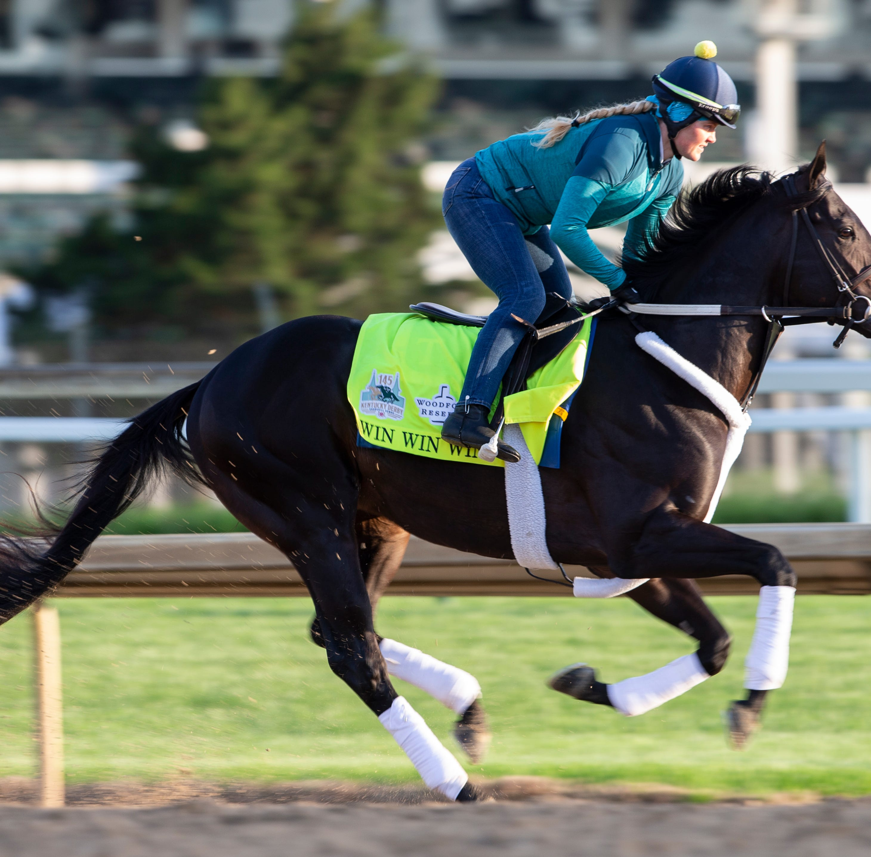 What happens in the Kentucky Derby now that Omaha Beach has scratched?