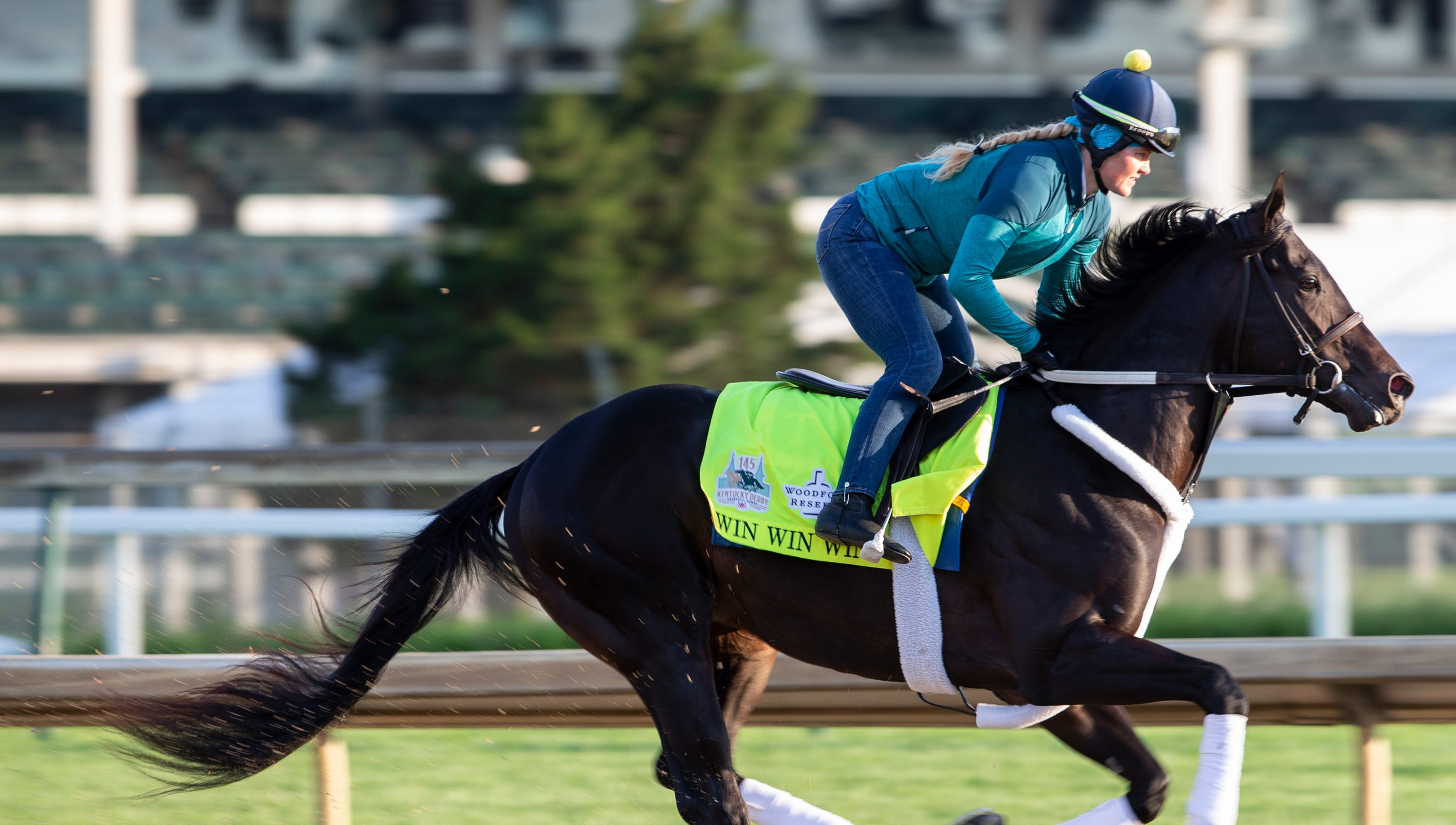 Kentucky Derby 2019 Omaha Beach Scratched So What Now
