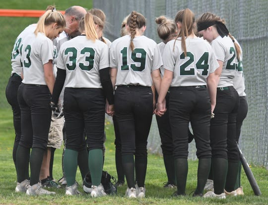 Despite an 11-8 record, the Madison Lady Rams earned the No. 2 spot in the Richland County Softball Power Poll for taking on the challenge of a tough schedule.