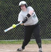 Madison's Becca Stoner is starting to swing a hot bat as the Lady Rams remain at No. 3 in the Richland County Softball Power Poll.