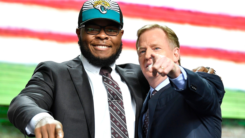 6e3fa761b88 2019 NFL Draft  Jags claim Cocoa s Jawaan Taylor