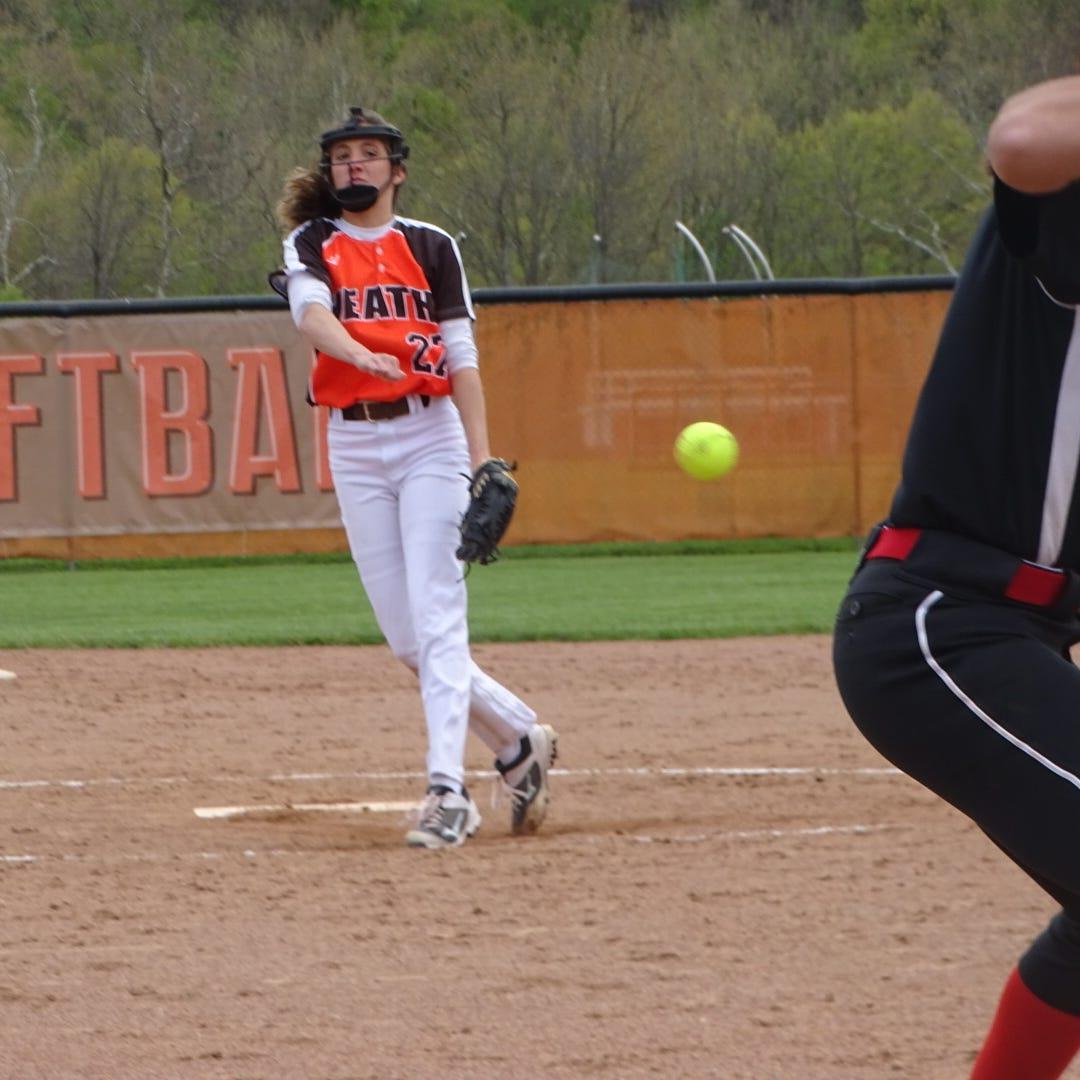Beware of Heath softball heading into May