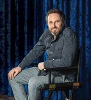 Reuben Atlas, who teaches Reel World Filmmaking at the Montclair Film Summer Academy