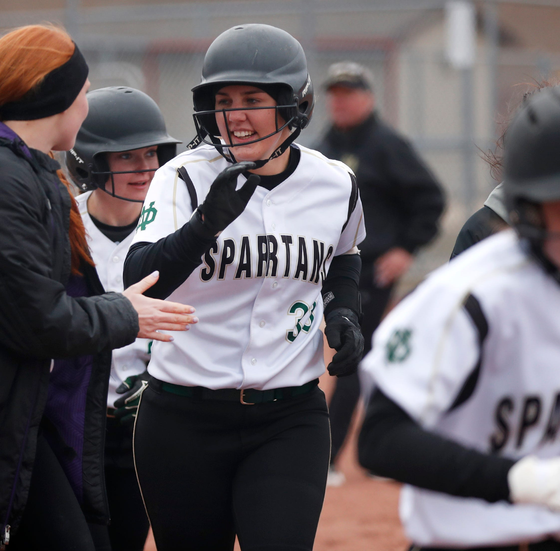 Spartans riding powerful lineup, pitching to undefeated record