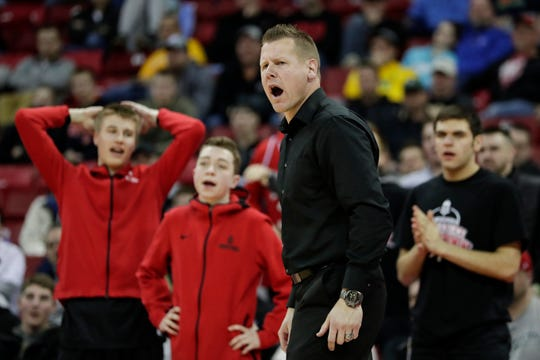 Brad Clark has stepped down as boys basketball coach at Lourdes Academy after three seasons at the helm.
