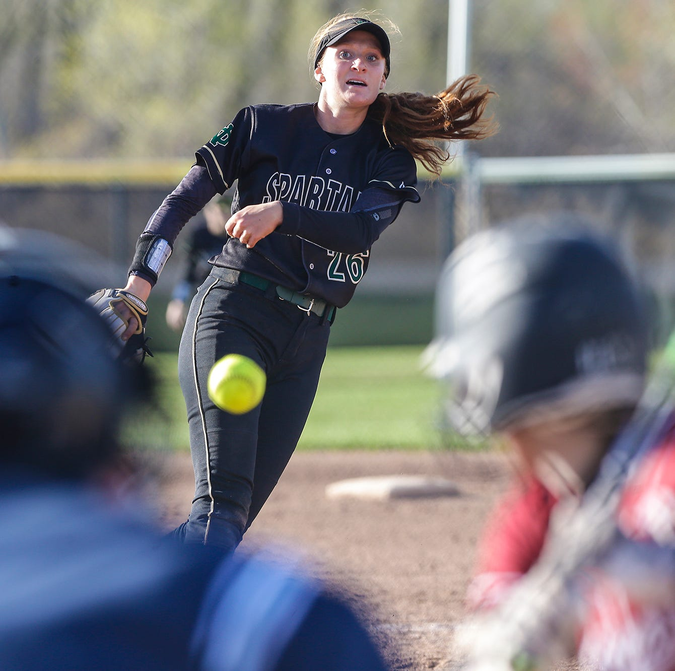Oshkosh North softball seniors reflect on undefeated run