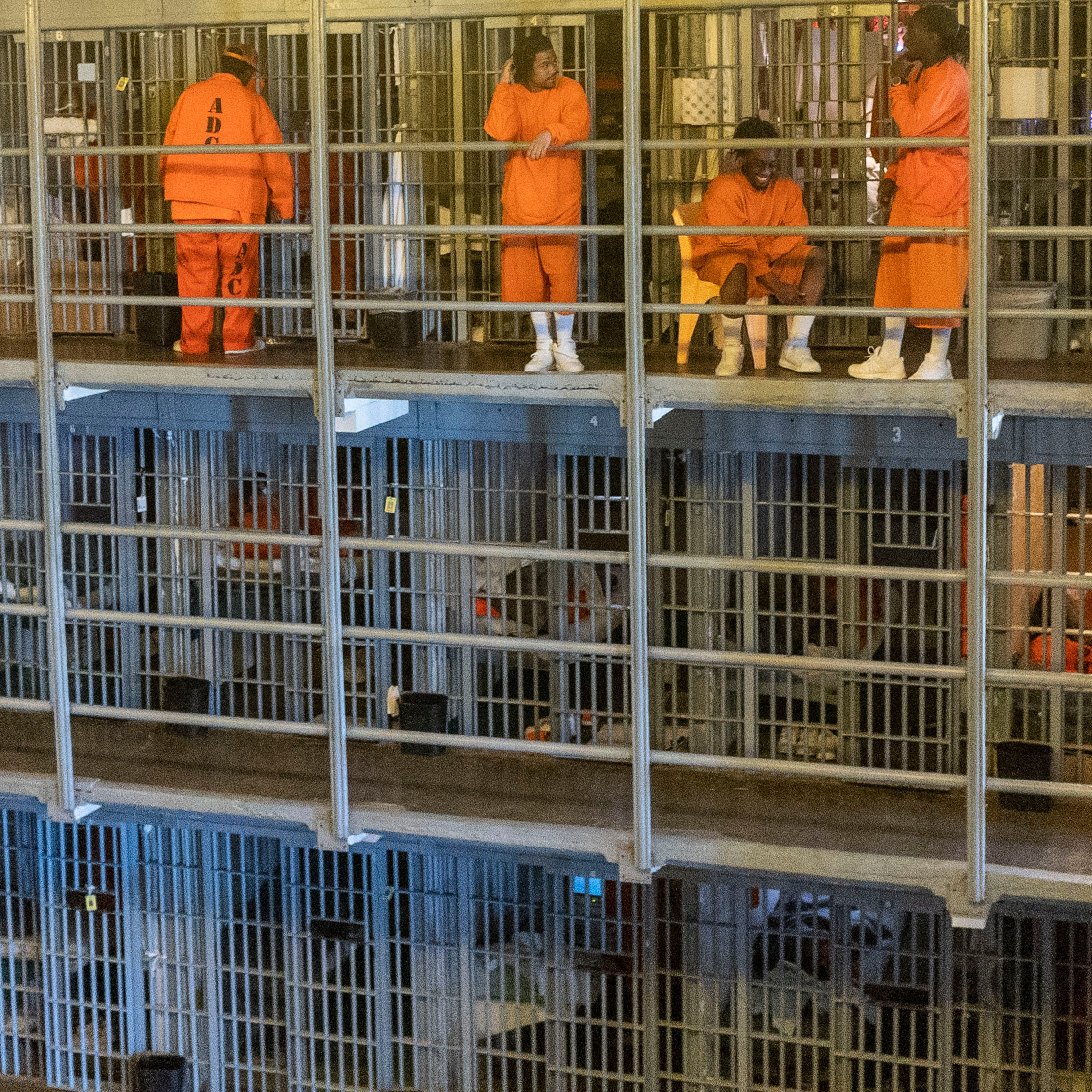 Why are we still disrespecting 'prison guards?' (As in this headline)