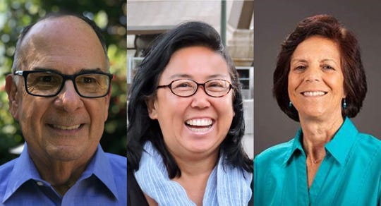 The Tempe City Council chose three finalists to replace Councilman Kolby Granville, who was removed from office April 12. The finalist are Don Cassano, Arlene Chin and Shereen Lerner.