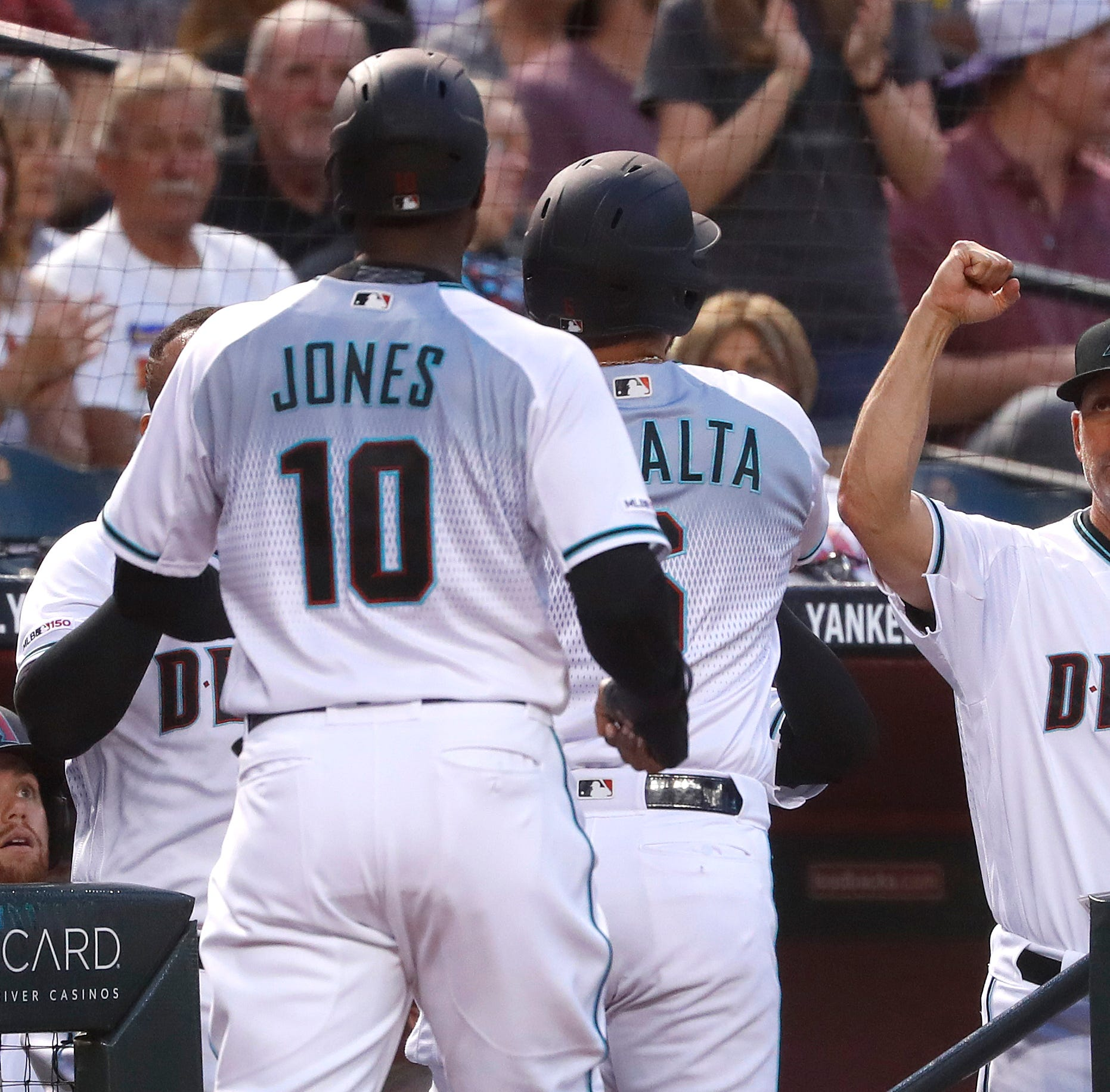 Diamondbacks offense stays hot in series-opening win over Cubs