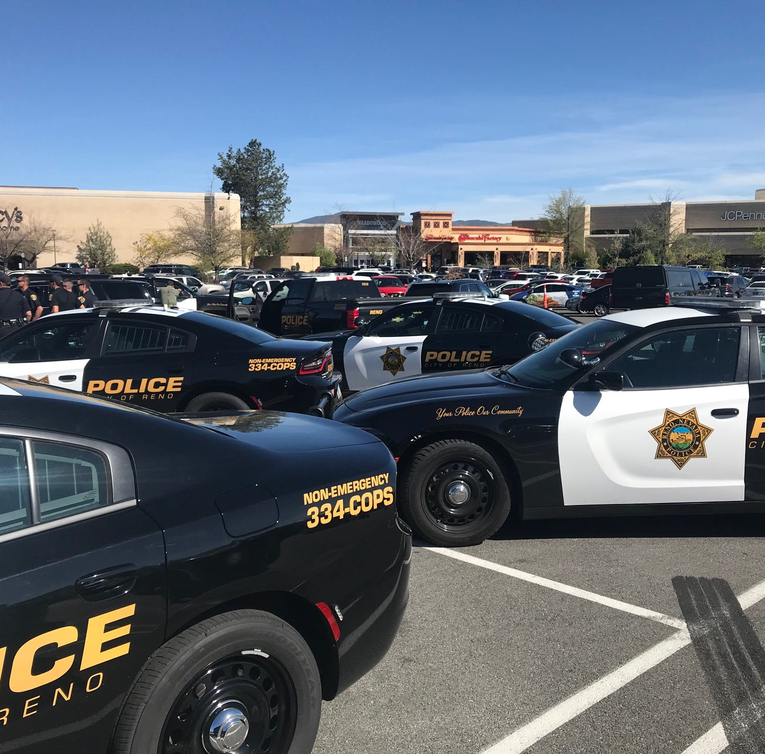 RPD: Suspicious package removed from Meadowood Mall
