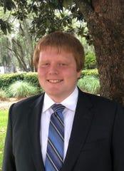 Marshall Thompson, FSU doctoral graduate student