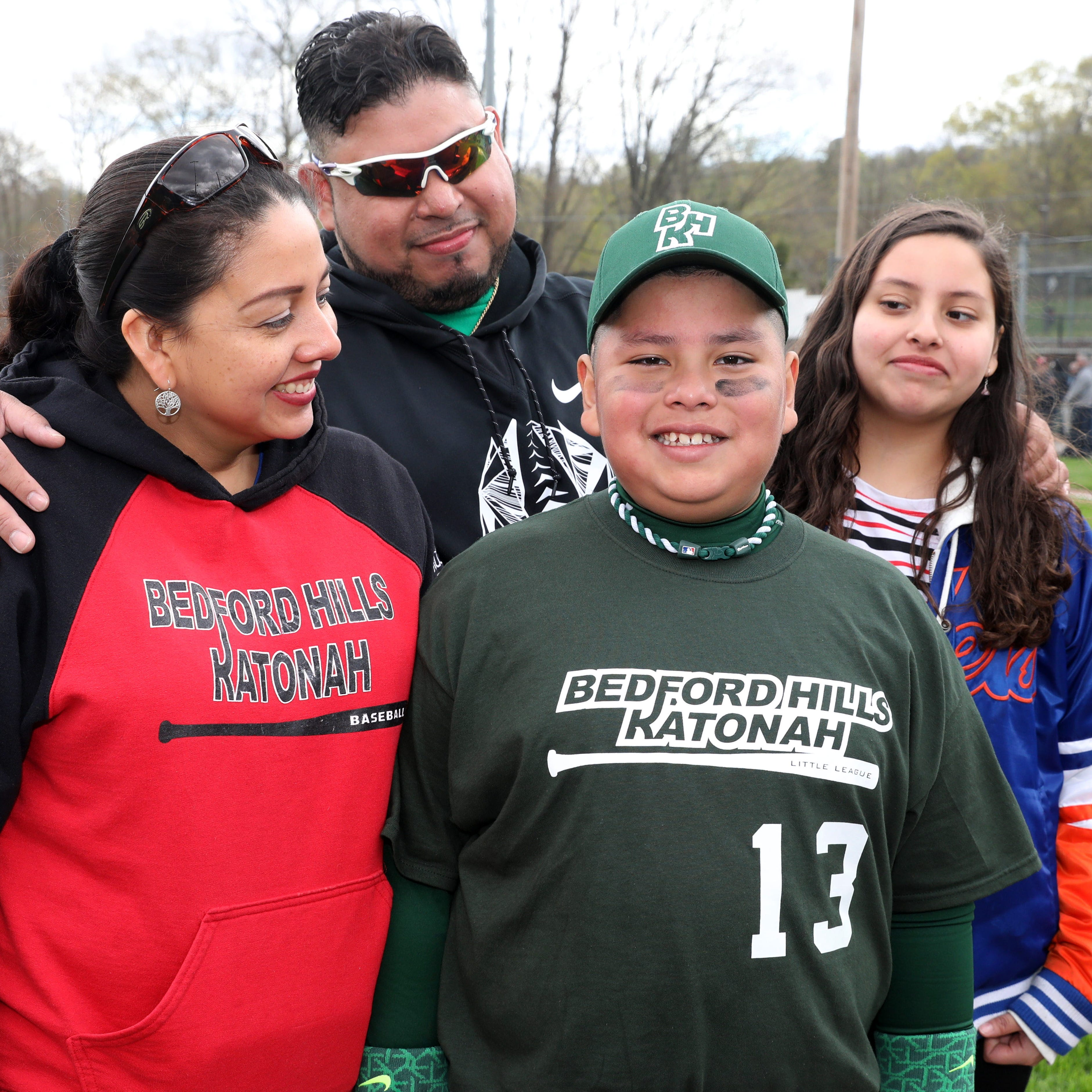 Rocky returns: Bedford boy, 10, returns to Little League after suffering stroke