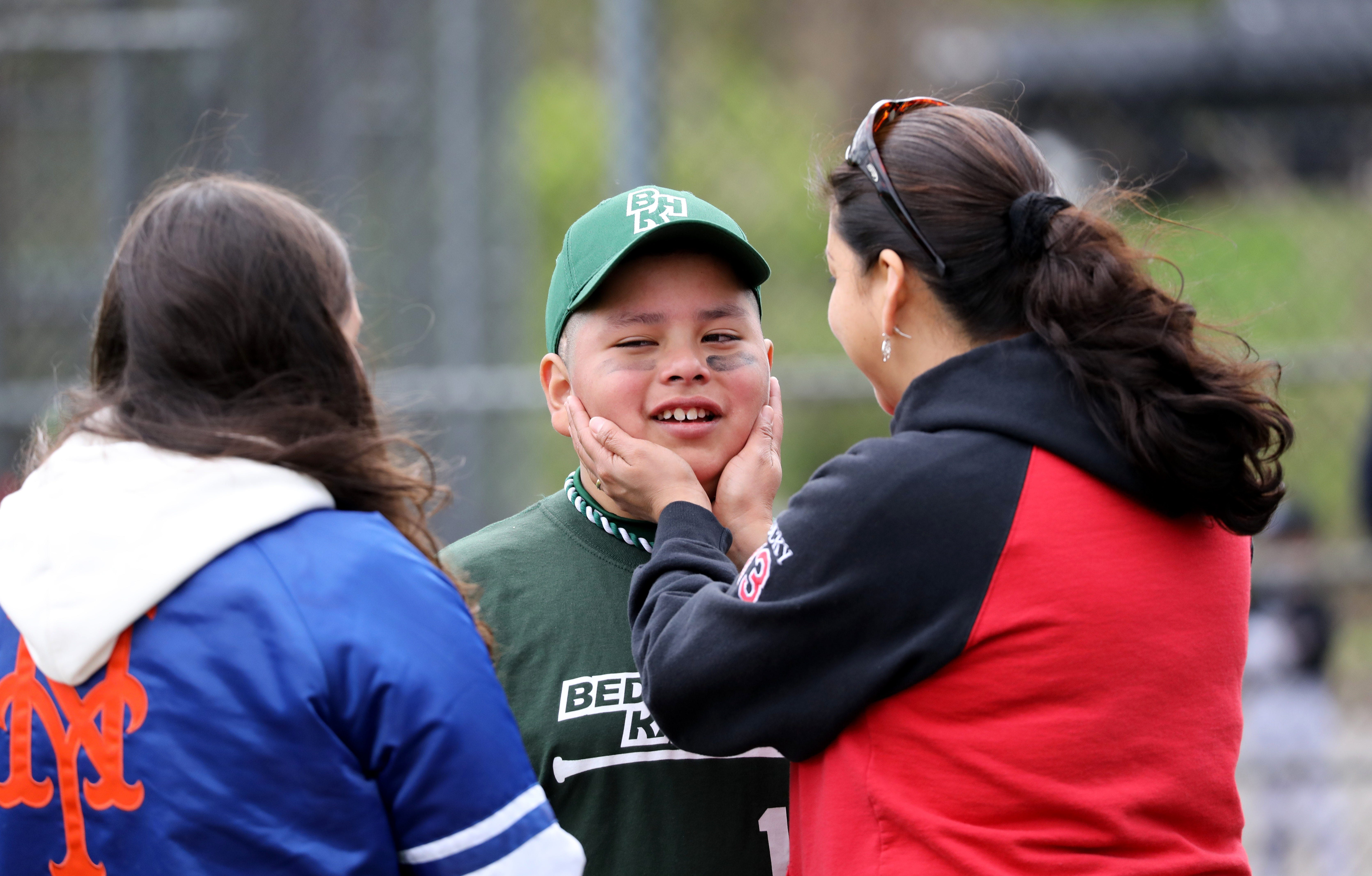 Video: After brain injury, Little Leaguer returns to the field