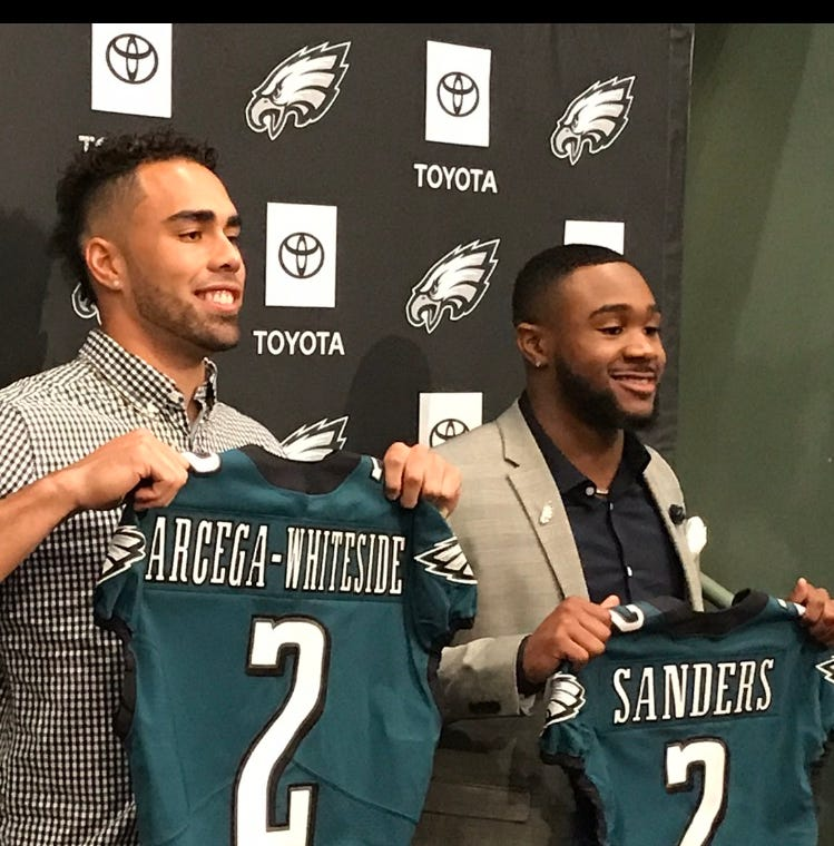 Eagles' 2019 draft success comes down to replacing Jason Peters, other star players