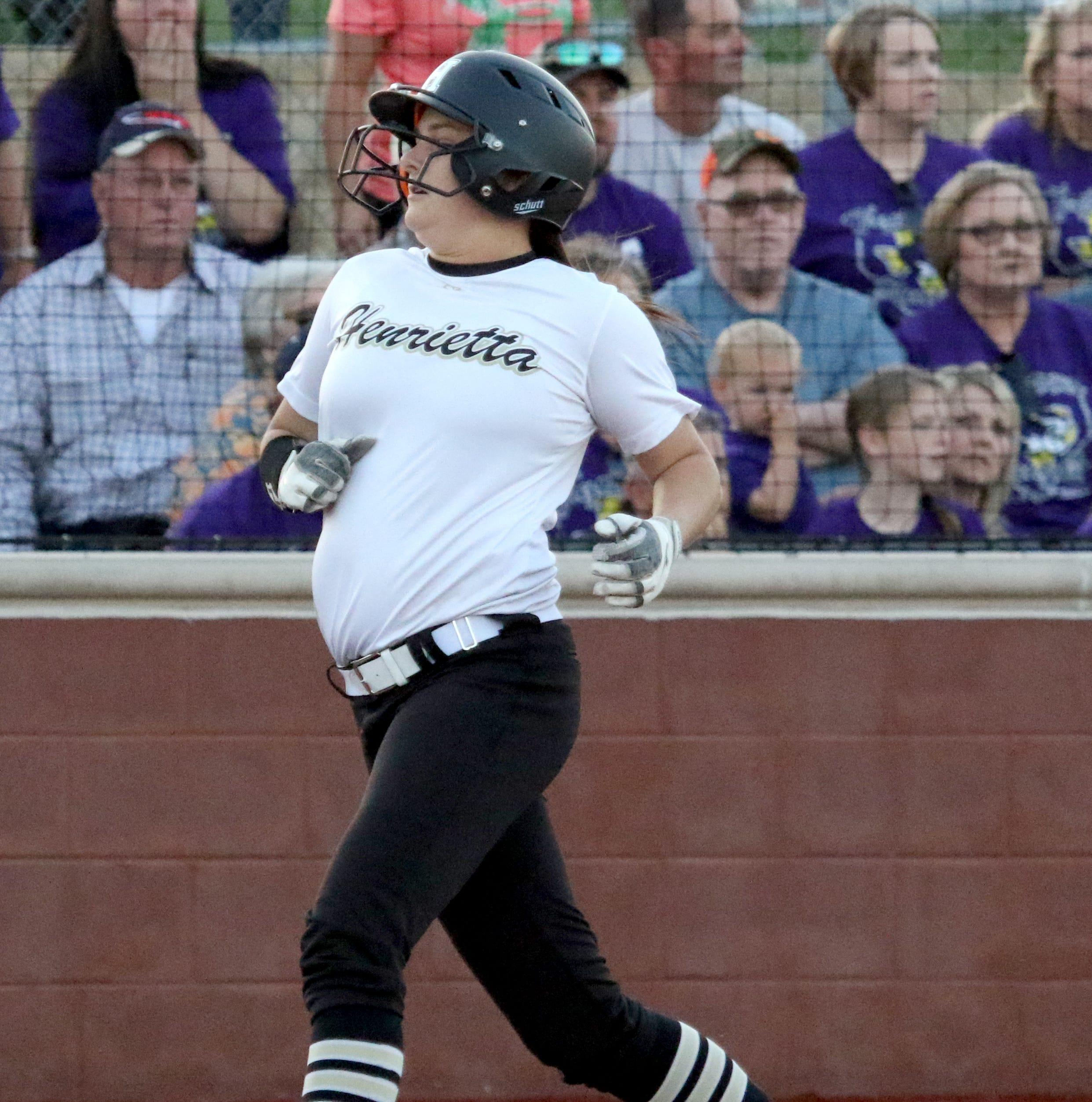 Softball roundup: Burkburnett blasts Greenwood; Henrietta trounces Jacksboro