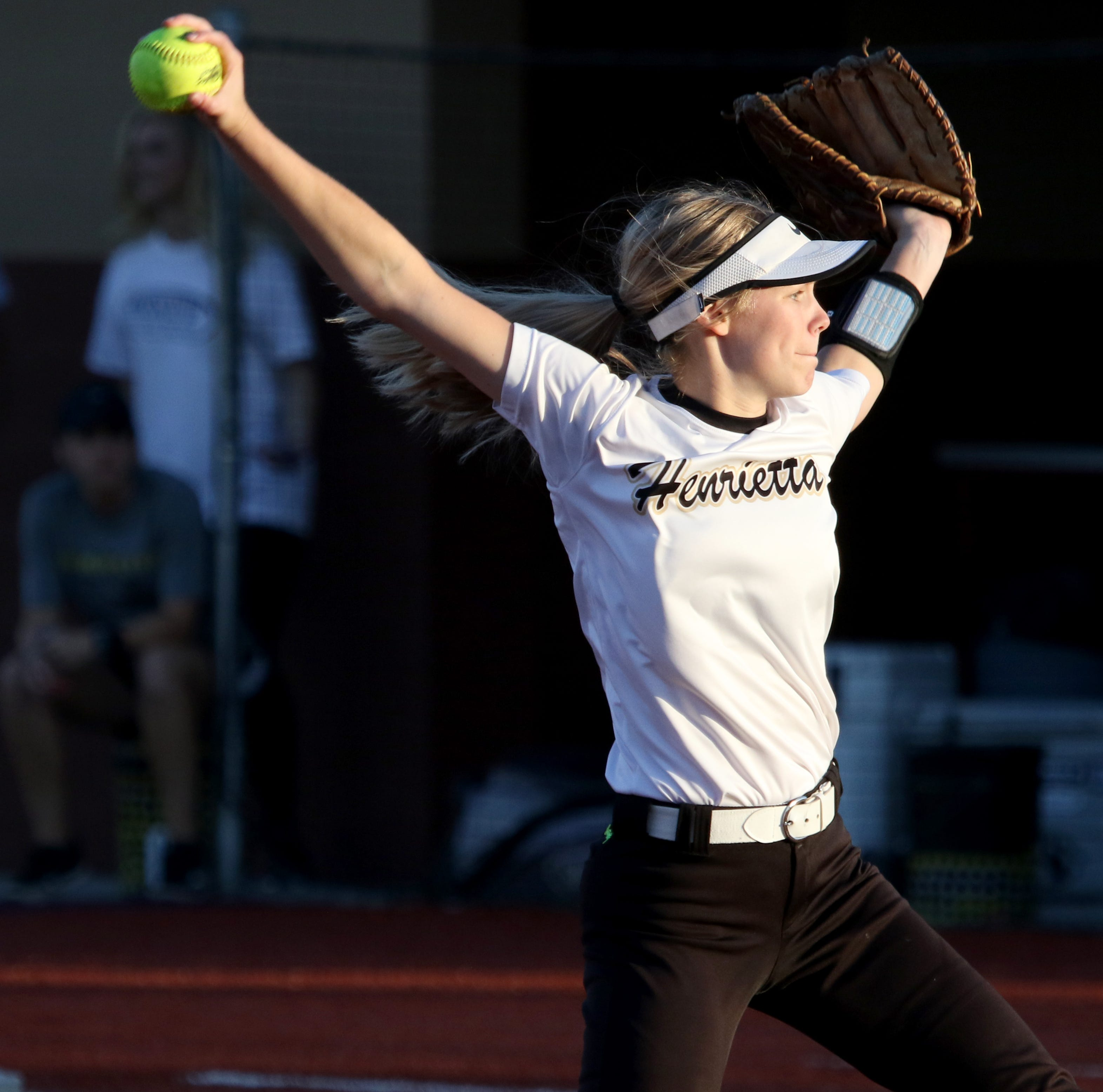 Henrietta's Haleigh Hogan leads District 8-3A honors