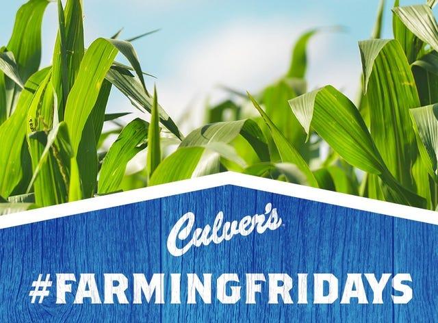 Culver's #FarmingFridays social media series returns