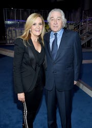 """Samantha Bee and Robert De Niro attend """"Full Frontal With Samantha Bee"""" Not The White House Correspondents Dinner on April 26, 2019 in Washington, DC."""