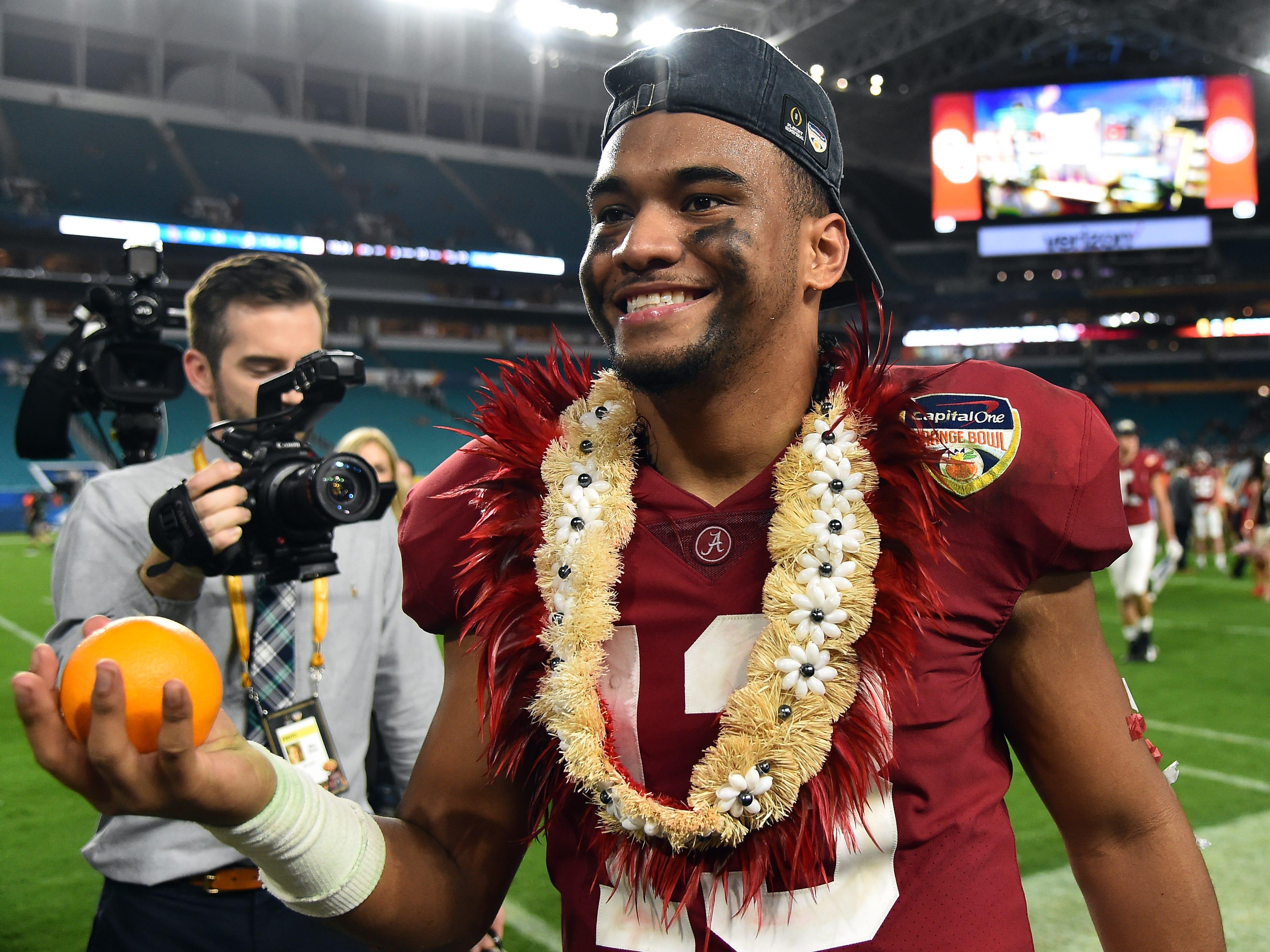 NFL draft 2020's top 10 prospects: Tank for Tua Tagovailoa?