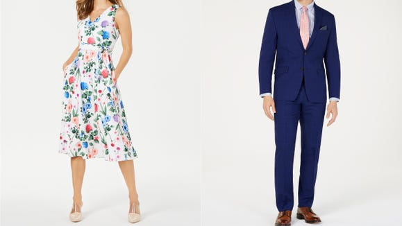 Save big on Calvin Klein and Ralph Lauren with this Macy's sale.