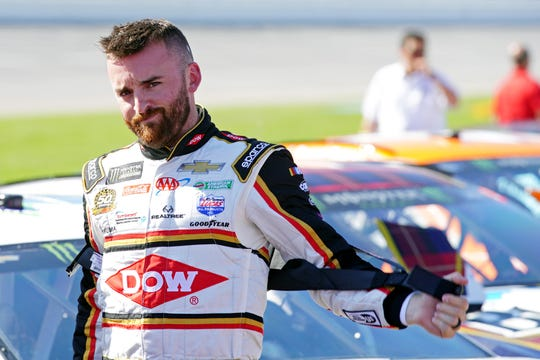 Austin Dillon earned his second pole of the season and the fifth of his Cup Series career.