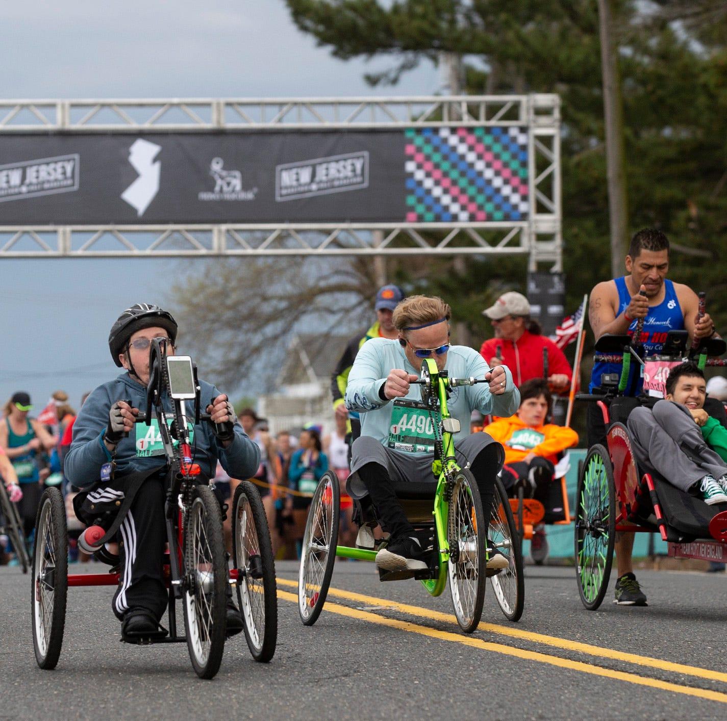 New Jersey Marathon 2019: Wheelchair athletes in spotlight