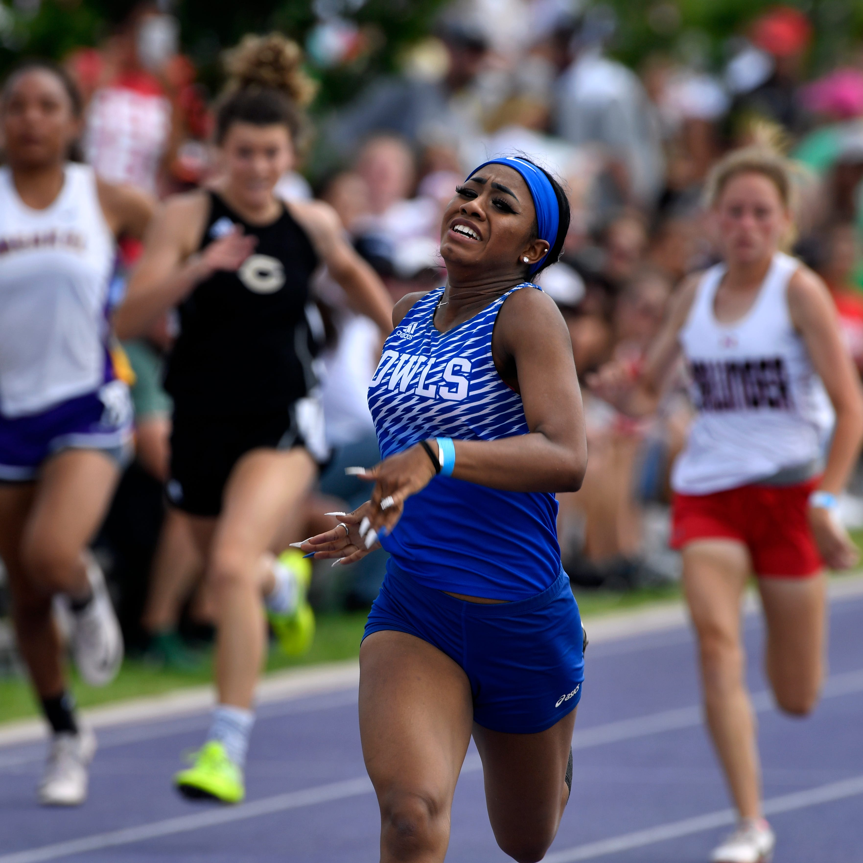 This West Texas runner is chasing down her aunt's records, and busting them