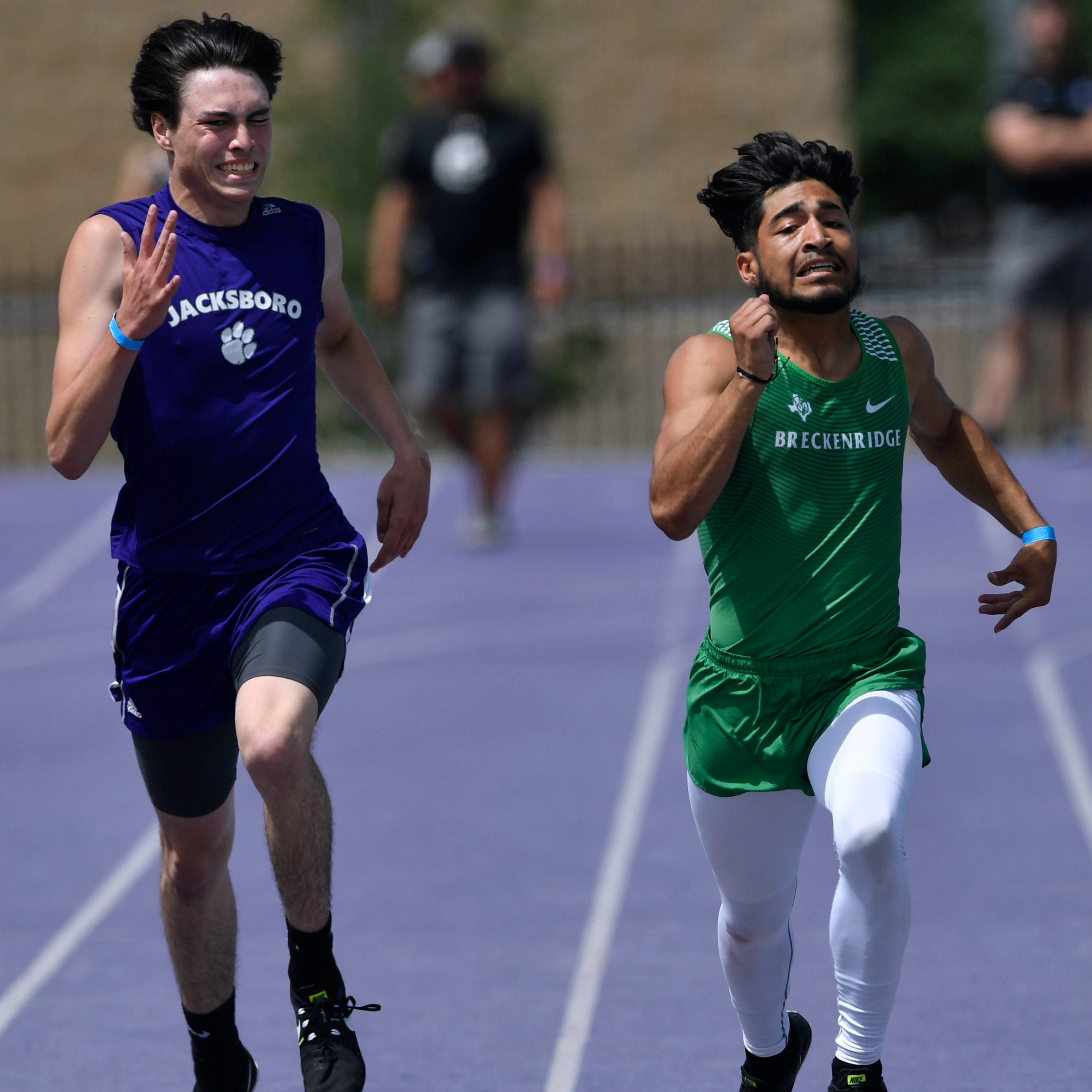 After two lost seasons, Breckenridge's Angel Ruiz overcomes injuries to make state meet