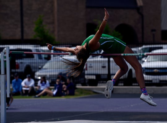 Breckenridge sophomore Kylee Willis earned the wild-card berth after finishing third in the high jump at the Region I-3A meet.