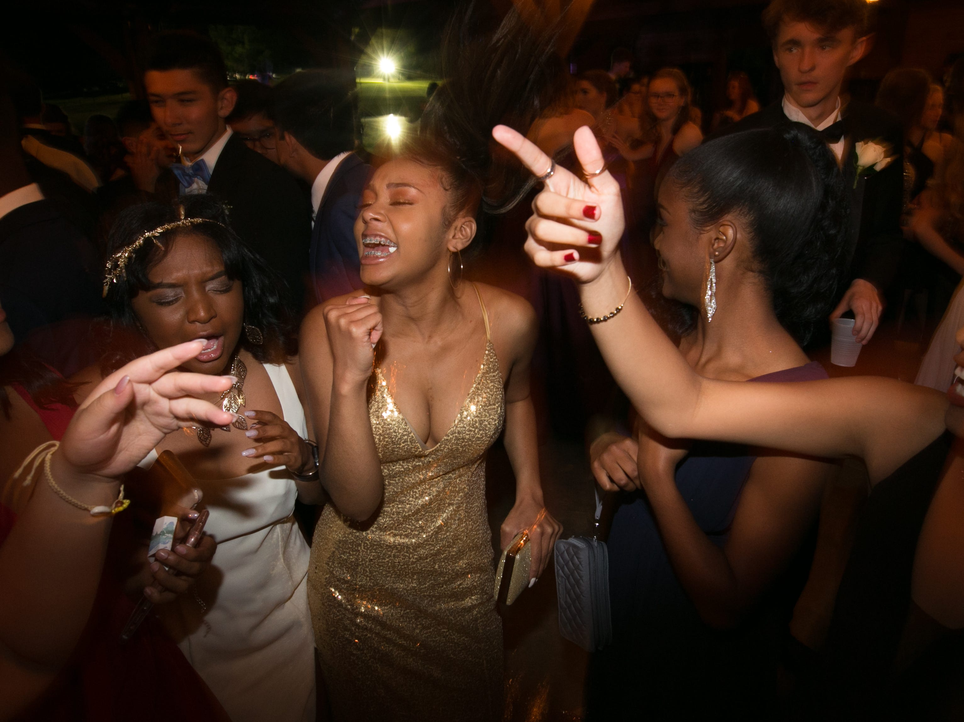 Roberson celebrated its prom at Taylor Ranch on April 27, 2019.