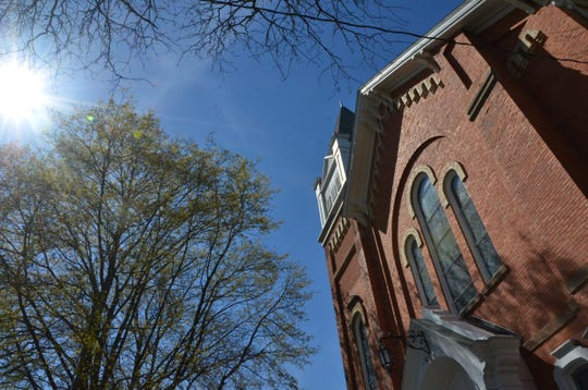 First Presbyterian Church of Albion celebrated its final service on Sunday, April 28, 2019, The church was established in 1837.