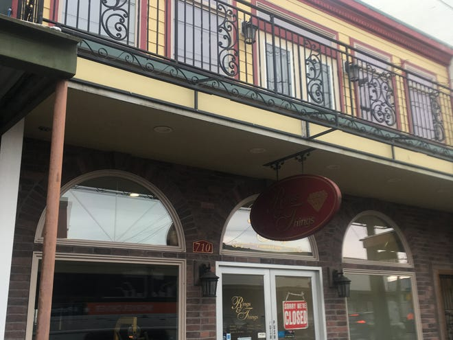 Rings & Things owners Rudy and Jeannie Swensen are retiring after losing the building they renovated in 2011 to foreclosure. The building at 710 Bay St., Port Orchard, was auctioned off March 22, 2019. The new owners plan to lease the commercial space.
