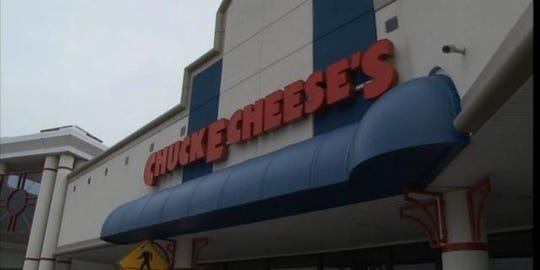 Four people, including one juvenile, are in injured after a fight broke out at Chuck E. Cheese in Sharonville.