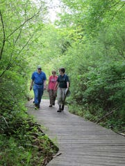 Forest Fitness Tuesdays will be held from 9 to 10 a.m. on the following Tuesdays:May 7, 14, 21, and 28, atThe Somerset County Park Commission Environmental Education Center, 190 Lord Stirling Road in the Basking Ridge section of Bernards.