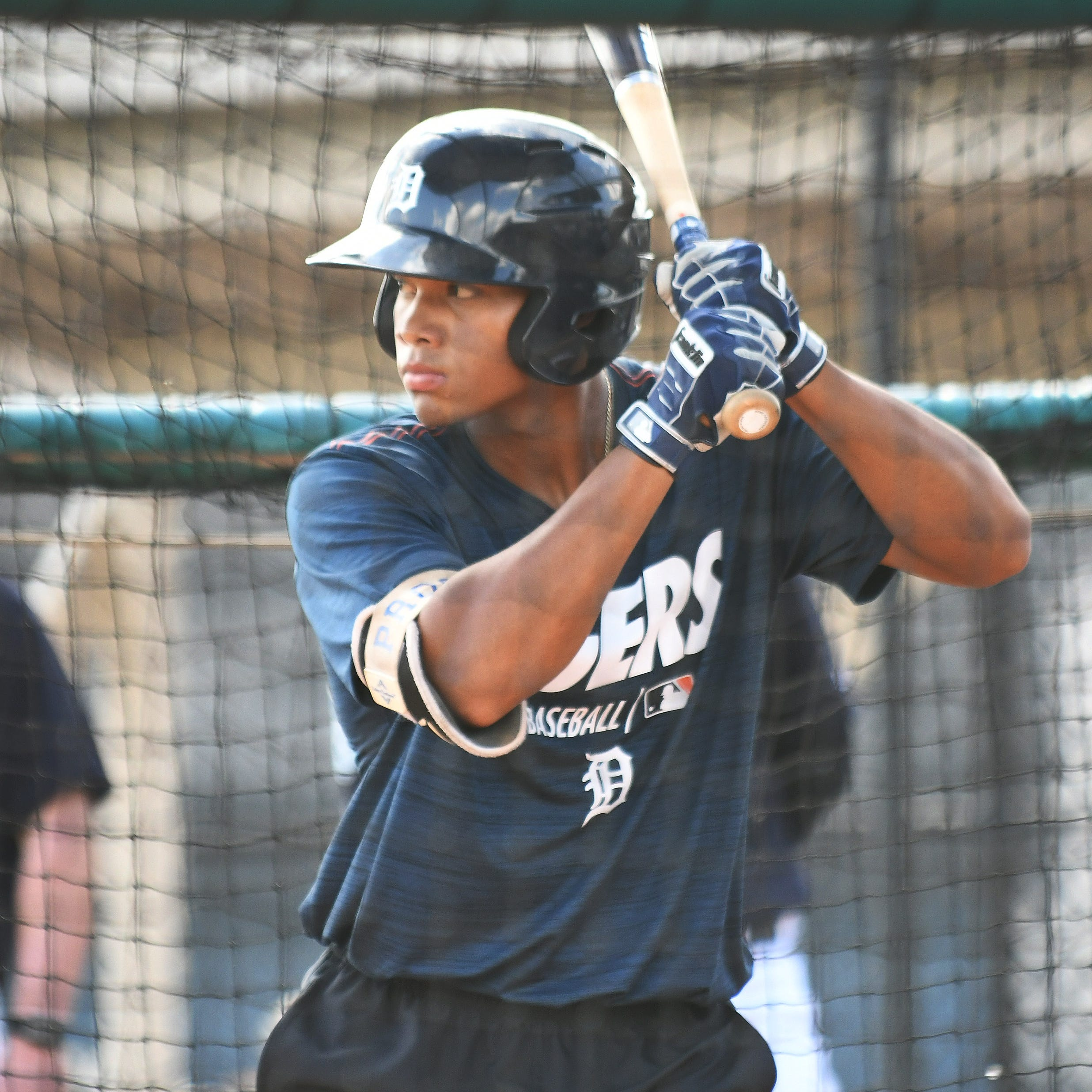 Tigers prospect Wenceel Perez, Whitecaps hope to heat up as summer approaches