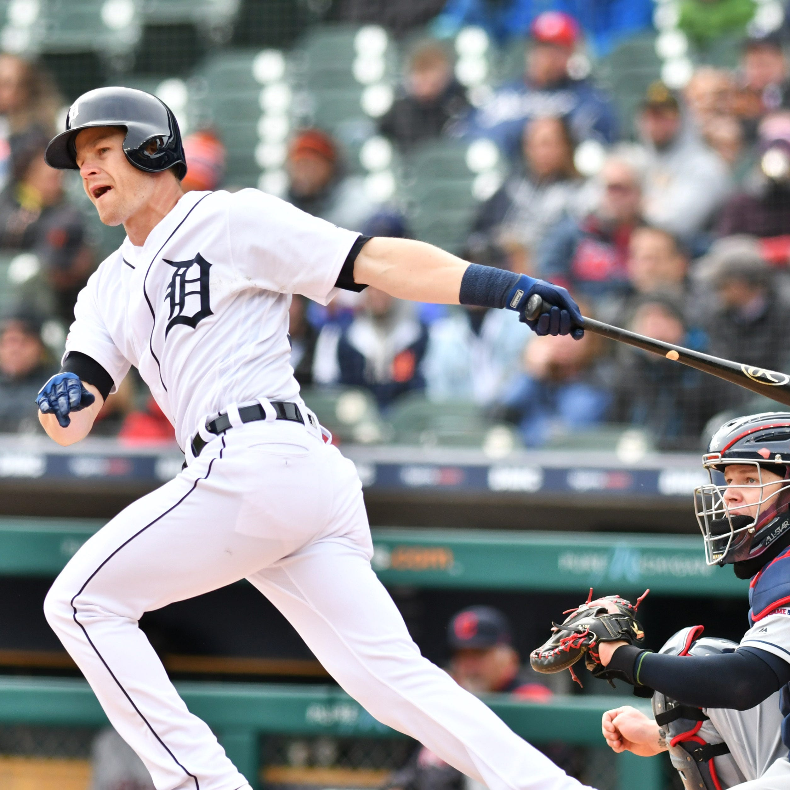 Tigers' Gordon Beckham reaches 1,000-game mark in same park he made big-league debut