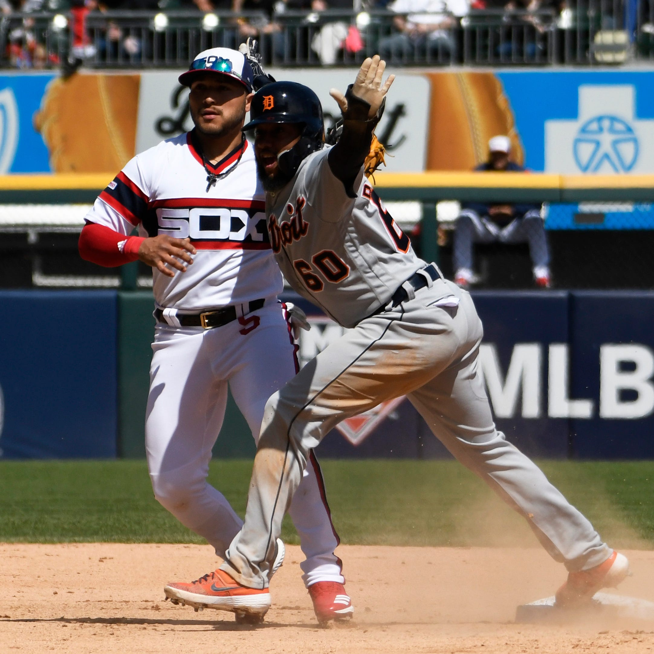 Fan club: Tigers strike out 20 times in record-setting loss to White Sox