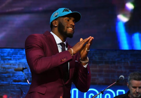 Florida State defensive end Brian Burns will look to make an immediate impact on the Carolina Panthers next season.