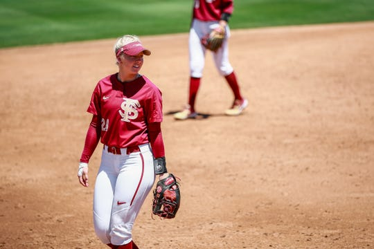Florida State sophomore Sydney Sherrill is batting .432 to go along with 13 home runs and 48 RBI's.