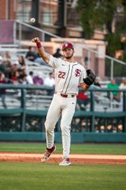 Junior third baseman Drew Mendoza has carried Florida State with leadership both on and off the field.