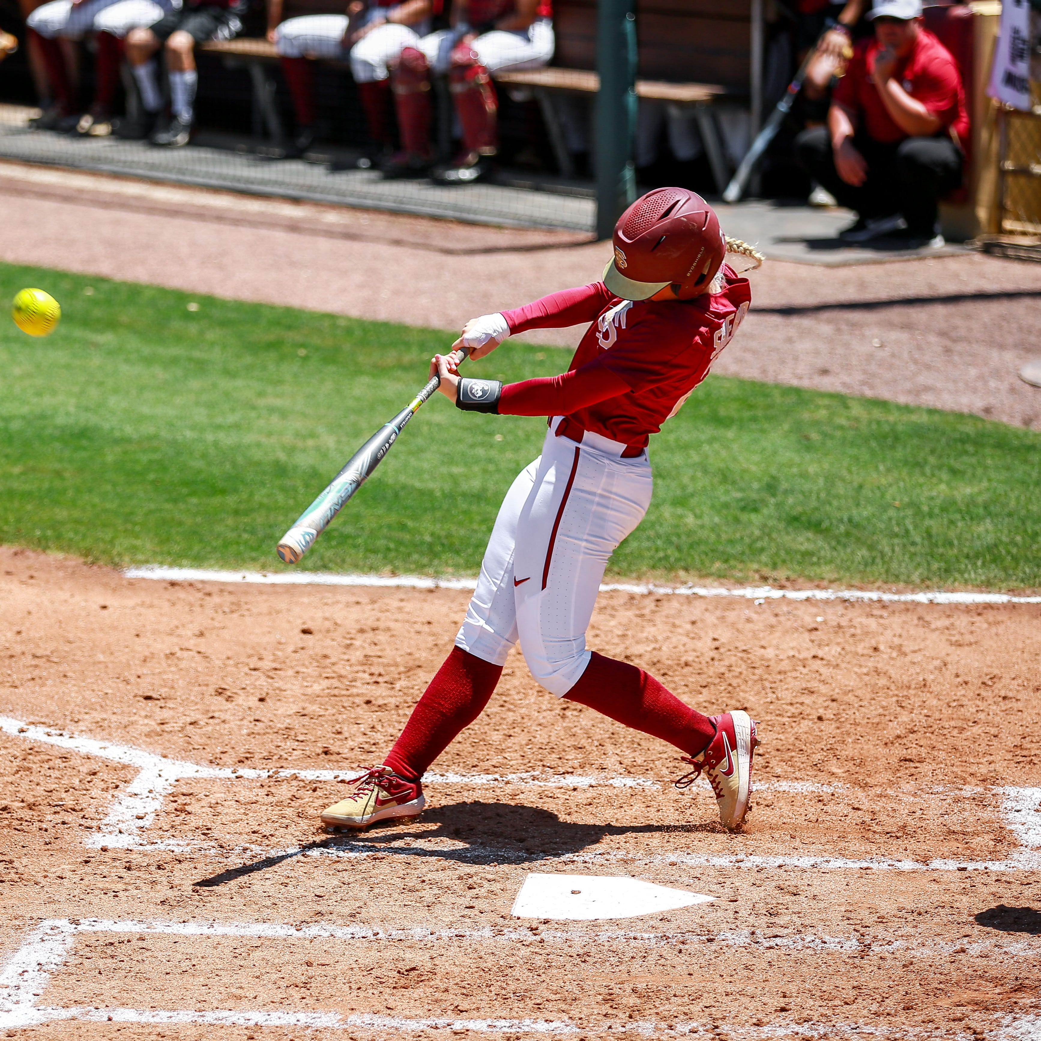 Sydney Sherrill swinging toward success